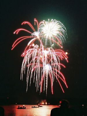 Fireworks Displays Entertainer for Hire