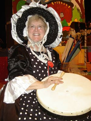 Mother Goose Entertainer for Hire